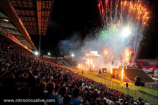 Red Bull show Australie BMX Special Flip Greg Powell video photo