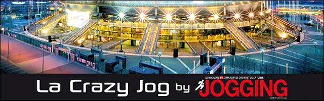 course fun CRAZY JOG 2011 Stade de France Paris photo video hd gratuit