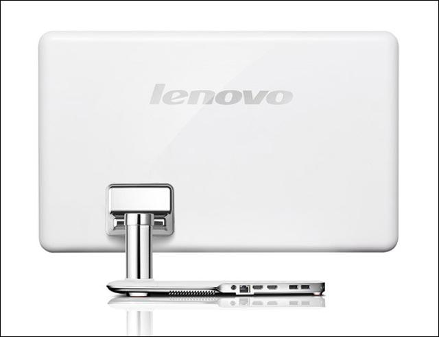 photo test Lenovo IdeaCenter A310 tout-en-un ordinateur iMac imitation