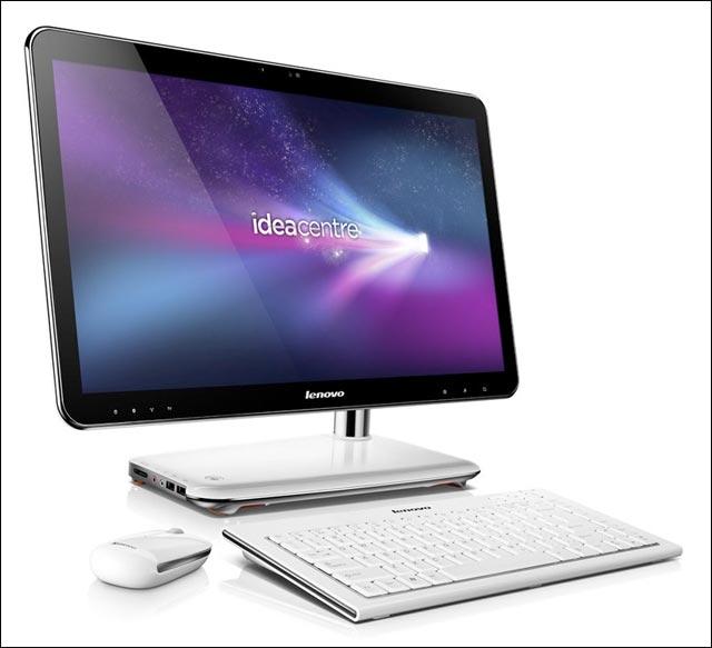 iMac like Lenovo IdeaCenter A350 tout est dans ecran tactile moniteur