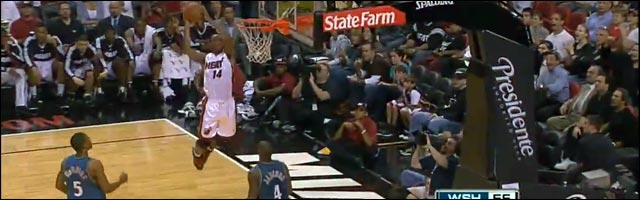 NBA best of 2009 2010 Germaine O'Neal Shaq LeBron James video hd