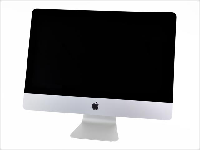 demontage photo Apple iMac Intel 21.5 EMC 2428 model 2011 howto
