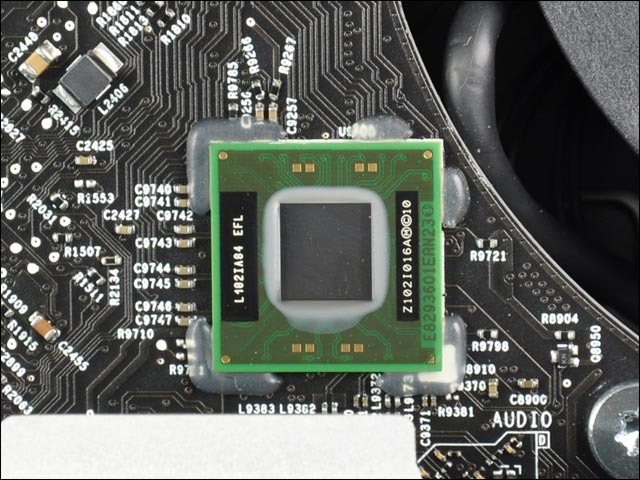 photo demontage ifixit reparation Apple iMac occasion pas cher 2010 2011