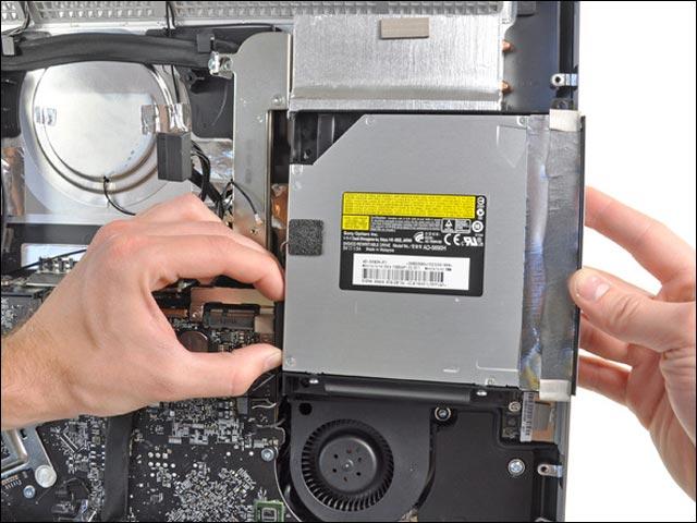tutoriel guide demonter reparer Apple iMac how to manuel utilisation
