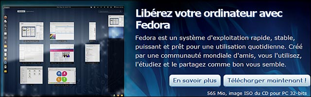 telechargement gratuit Fedora 15 Linux F15 FC15 tutoriel francaise manuel