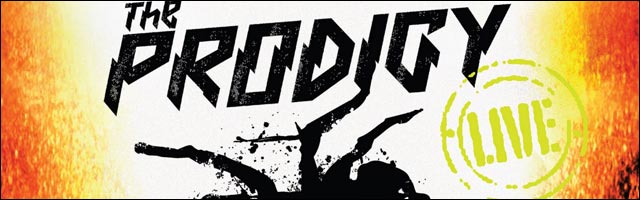 video hd The Prodigy live cover pochette album live Warriors Dance festival