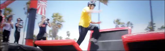 American Ninja Warrior parc attraction fun parcours combattant Takeshi