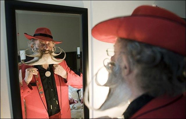 championnat du monde moustache barbe bouc competition internationale