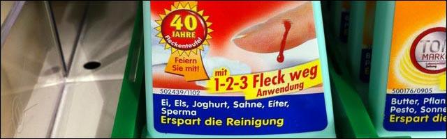 produit magique lave nettoyer tache sperme vomi pipi caca canape draps lit