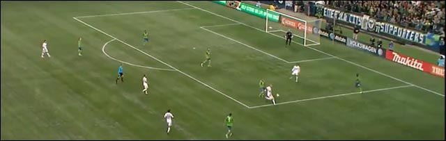 video hd soccer football but canada Eric Hassli Vancouver Whitecaps goal