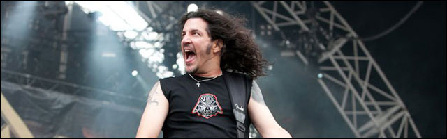 photo Anthrax concert Sonisphere Festival 2011 France picture live pix hd Big Four