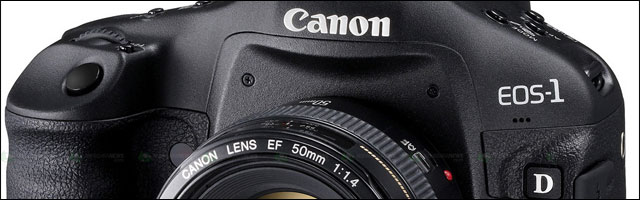 photo JPEG RAW boitier appareil photo numerique reflex Canon EOS 1D Mark IV