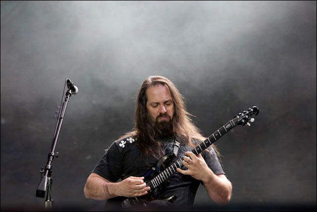 Dream Theatre concert Sonisphere Festival 2011 photo live Metz Amneville