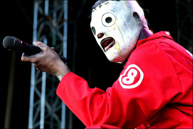 Slipknot live Sonisphere Switzerland photo concert All hope is gone video hd