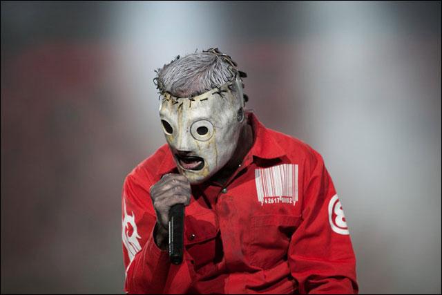 Corey Taylor Slipknot concert Sonisphere Festival 2011 photo live Metz Amneville