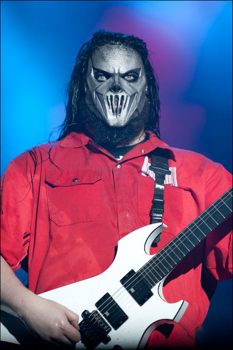 Slipknot concert Sonisphere Festival 2011 photo live Metz Galaxie Amneville France