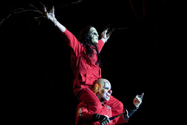 photo hd live Slipknot concert Sonisphere Festival 2011 France Metz Amneville Basel