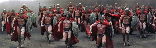 film 300 this is sparta muscle acteur methode entrainement crossfit musculation effort
