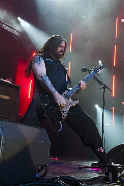 photos hd concert Sepultura live Foire aux Vins 2011 Colmar FAV Alsace hard rock