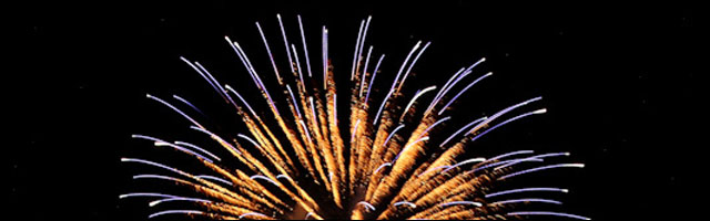 photo video hd feu artifice fete nationale suisse 2011 basel bale city zentrum fireworks