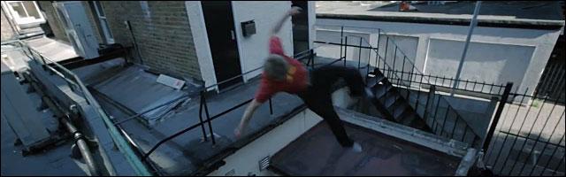 video hd Storm Origins Concrete Circus Storm Freerun film Yamakasi acrobate