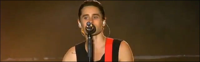30STM 30 Seconds To Mars concert live Malaisie video youtube