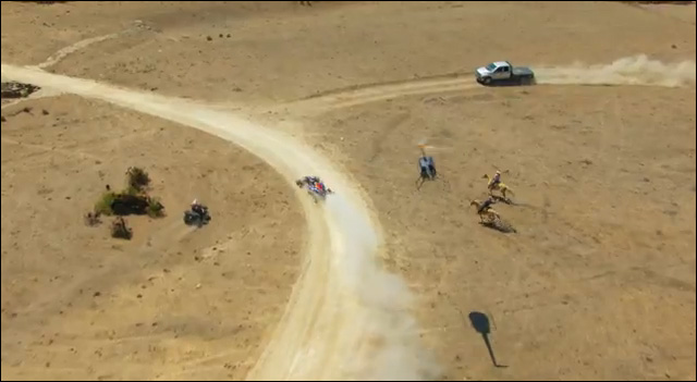 Red Bull Formule 1 GP USA Etats-Unis 2012 video buzz Texas drift F1