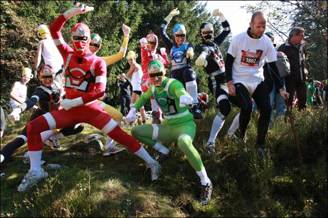 photo course Fisherman's Friend Strongman Run 2011 La Bresse Power Rangers