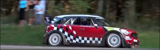 photo et video hd Rallye de France 2011 Mini JCW WRC Sordo Meeke