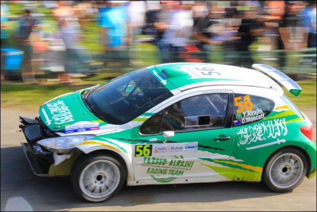photo Rallye de France 2011 WRC route montagne Alsace crash Peugeot 207 WRC