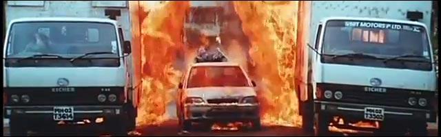 video lol film Bollywood cascade effets speciaux incroyables