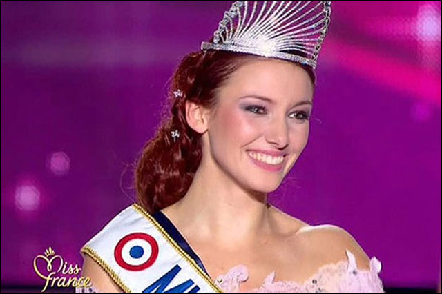 photo election Miss Alsace 2011 Delphine Wespiser Miss France 2012