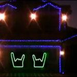 videos hd illuminations Noel maisons americaines spectacle son et lumiere light-o-rama