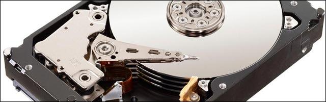 ouvrir disque dur plateau HDD garantie Seagate Western Digital WD