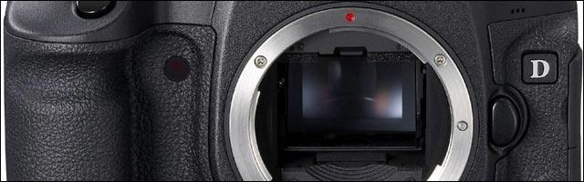 APN DSLR appareil photo numerique reflex capteur miroir rideau explication