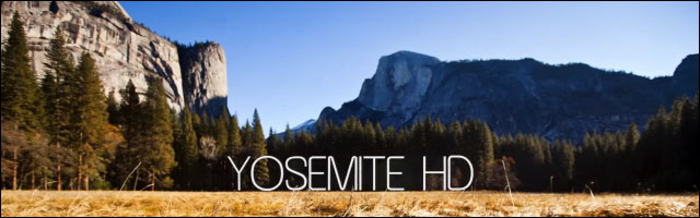 decouvrir parc national Yosemite National Park Californie USA video hd