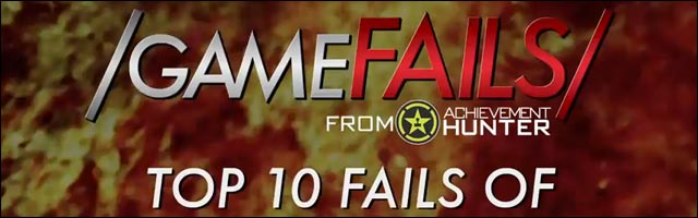 best of Game Fails 2011 compile bugs jeux video