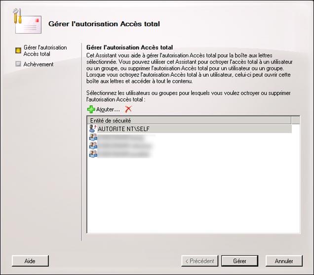 tutoriel guide comment partager boite aux lettres Exchange sur plusieurs Outlook