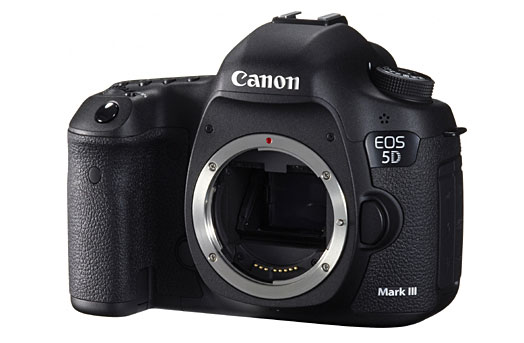 photo Canon EOS 5D MKIII Mark III face avant pas cher nu sans objectif neuf occasion