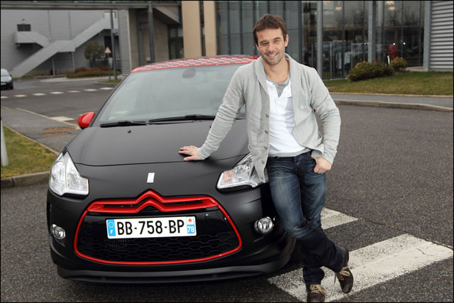 Citroen DS3-R Racing Sebastien Loeb edition limitee DS3 photo presentation