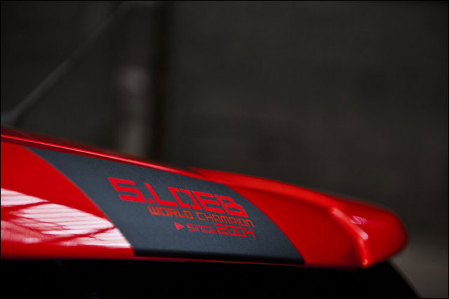 Citroen DS3-R Racing Sebastien Loeb edition limitee DS3 photo presentation