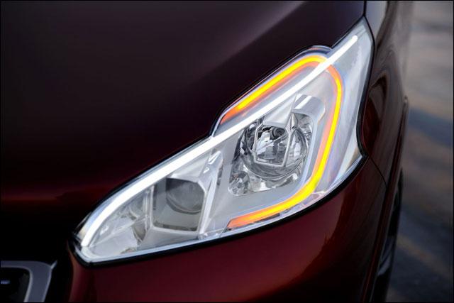 photo nouvelle Peugeot 208 GTi Concept
