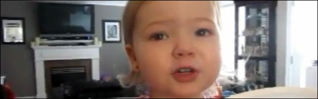 video buzz enfant qui chante chanson Adele Someone like you Rolling in the deep