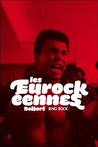 affiche programme festival Eurockeennes de Belfort 2012 musique Eurocks