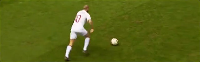 video football but incroyable lucarne Henry Lansbury equipe Angleterre goal
