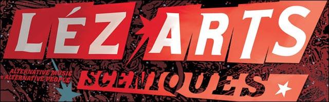 affiche programme officiel festival musique Lez Arts Sceniques 2012 Selestat
