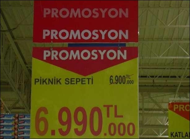super promotion reduction remise grande surface supermarche remise bidon
