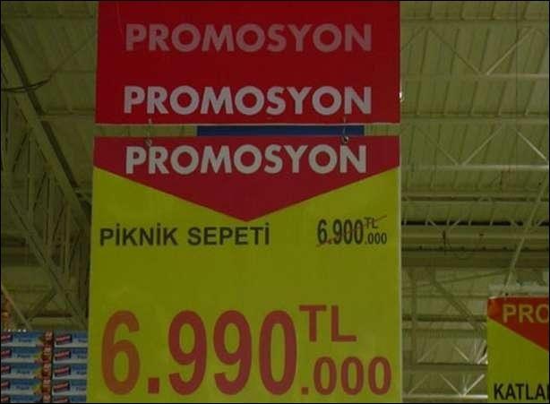 super promotion reduction remise grande surface supermarche remise bidon