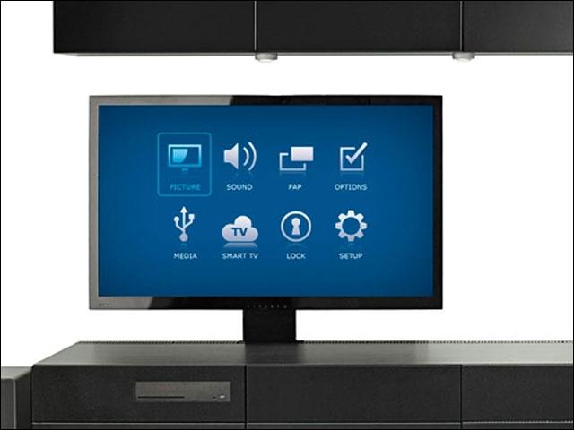 video presentation television TV HD IKEA UPPLEVA kit tout en un meuble tele