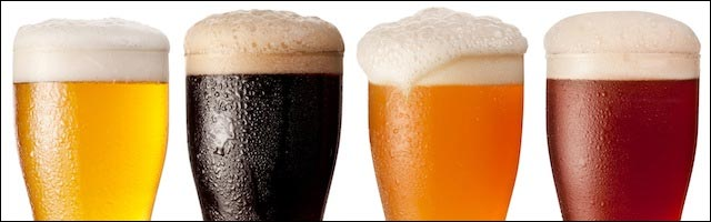photo biere pression blonde brune blanche ambree image comparatif binouze